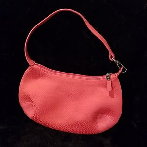 Talbots Pink Coral  colored  purse